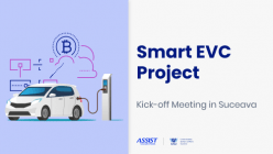 Smart EVC Project  Kick-off Meeting in Suceava-ASSIST Software Romania nationally-funded project-
