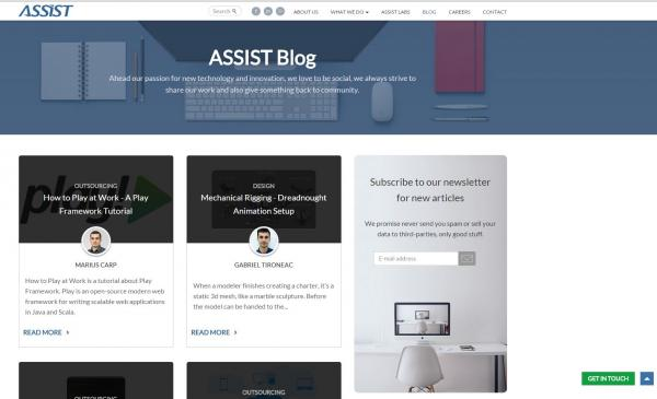 Blog Assist