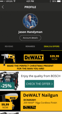 Rite App Screenshot deals