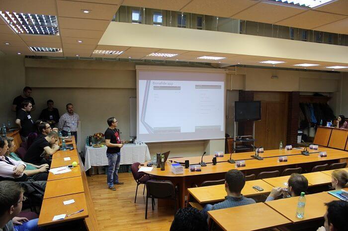 Bonafide Presentation Open Gates