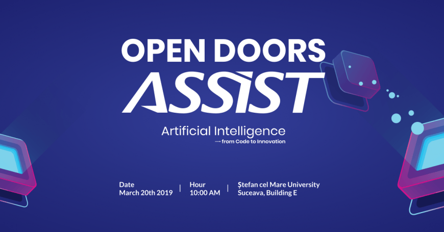 ASSIST Software Open Doors 2019 - Cover Photo