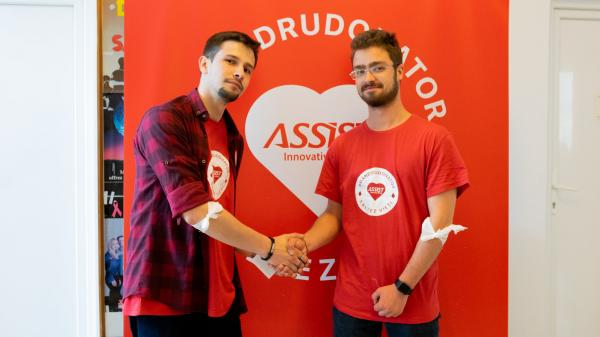 ASSIST Software raising awareness about the blood crisis facing Romanian hospitals
