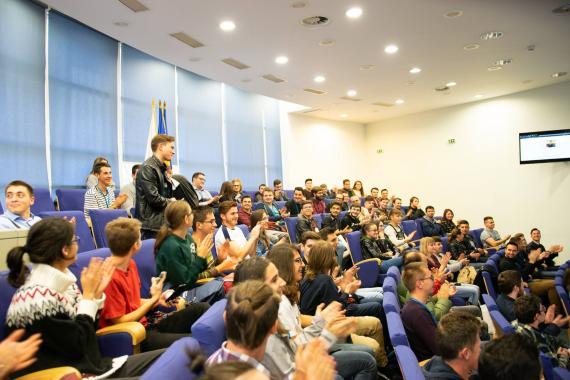 ASSIST Software big prize winner at Codecamp Suceava