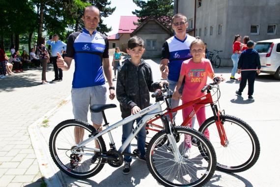 ASSIST Software encouraging children to get into cycling