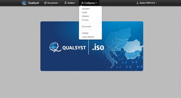 Qualsyst Configuration