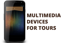 Multimedia Devices for Tours