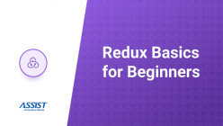 Redux Basics for Beginners - Promo photo