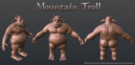 Mobile Game Development Troll Model