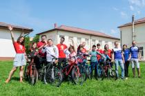 "ASSIST Software participates in the ""Donate a Bicycle"" Campaign"
