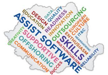 Assist Romania Map