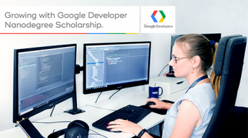 Growing with the Google Developer Nanodegree Scholarship Beatrice Gaube ASSIST