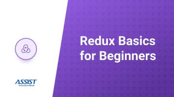 Redux Basics for Beginners - Promo photo